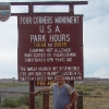 Four Corners Monument, ingresso