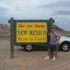 New Mexico, ingresso