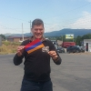 Arrivo in Armenia