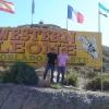 Al Poblado del Oeste nel deserto de Tabernas con Poletti