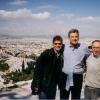 Acropoli, con Facchetti e Besso