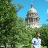 Al Texas State Capitol