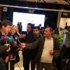 Intervista all'arrivo in Aeroporto come primi fruitori del visto elettronico