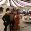 Al Ristorante Art Garden con l'amica Turana