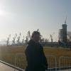 Pompe di petrolio sul Mar Caspio