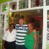 Maxwell Beach, Croton Inn con Wendy e Glendy