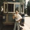 Il tram per il Tibidabo