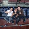 Al Camp Nou dopo Barcellona-Inter, sulla panchina di Mourinho con Alfio Musmarra e Marco Policastro