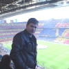 Al Camp Nou durante Barcellona-Inter