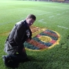 Al Camp Nou dopo Barcellona-Inter
