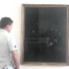 Alla Fondazione Beleyer, Mostra Giacometti-Bacon, lo scimpanzé di Bacon