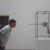 Alla Fondazione Beleyer, Mostra Giacometti-Bacon, il Naso di Giacometti