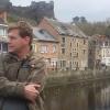 A La Roche en Ardenne, sull'Ourthe