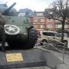 A Bastogne, in Place McAuliffe