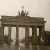 Brandenburger Tor da est