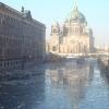 Berliner Dom, vista dal fiume Spree