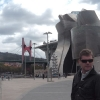Verso il museo Guggenheim