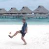 Hilton Bora Bora Nui Resort & Spa, in spiaggia