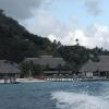 Hilton Bora Bora Nui Resort & Spa, partenza