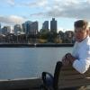 A Charlestown, Boston Skyline