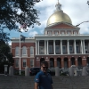 A Boston, lungo il Freedom Trail: la Massachusetts State House