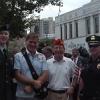 A Cambridge, cerimonia per il rientro dalla Corea delle spoglie del veterano Roland Sparks
