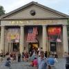 A Boston, lungo il Freedom Trail: il Quincy Market