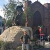 A Salem, entrando al Witch Museum