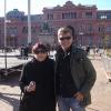 Plaza de Mayo, Casa Rosada e Ines