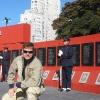 El Retiro, Plaza San Martin e Monumento ai caduti nelle Falklands o Malvinas