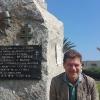 A St.Raphael, memoriale Bir El Hacheim