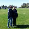 Ad Ayia Napa, al U-14 e U-15 UEFA Development Tournament con Panagiotis Domoutzoglou