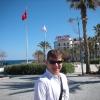 A Girne, la piazza sul porto