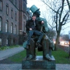 Statua di Andersen in Rådhuspladsen