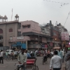 A Old Delhi panorama di Chandni Chowk