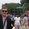 A New Delhi, in Connaught Place