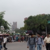 A New Delhi, panorama di Connaught Place