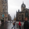 Royal Mile, St.Giles Cathedral