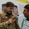 1 aprile. Al Milano Marathon Village