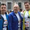 3 aprile. Alla Staffetta Milano Marathon col Gen.Cittadella e il Magg.Lualdi