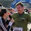 20 marzo. Stramilano 10 km, intervistato all'arrivo