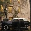 Museo Dalì, Cadillac lluvioso nel patio