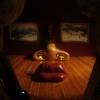 Museo Dalì, salone prospettico sul viso dell'attrice Mae West