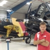 A Galveston al Lone Star Flight Museum