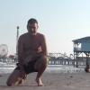Sulla spiaggia del Seawall Blvd