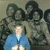 A Gary IN, altro murales dei Jackson 5 di Felix Maldonado lungo la Broadway 555