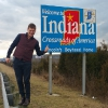 Entrando in Indiana