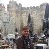 A Gent, al Castello Gravensteen
