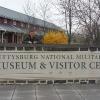 Entrando al Al Gettysburg Military Park