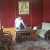 Dentro la Casa-Museo Stalin, l'ufficio del Dittatore